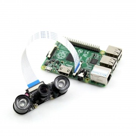 Waveshare-Zooming-Night-Vision-Camera-Board-for-Raspberry-Pi-Black