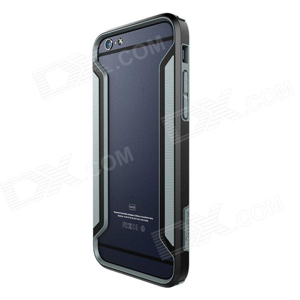 NILLKIN Protective PC + TPU Bumper Frame Case for IPHONE 6 - Black