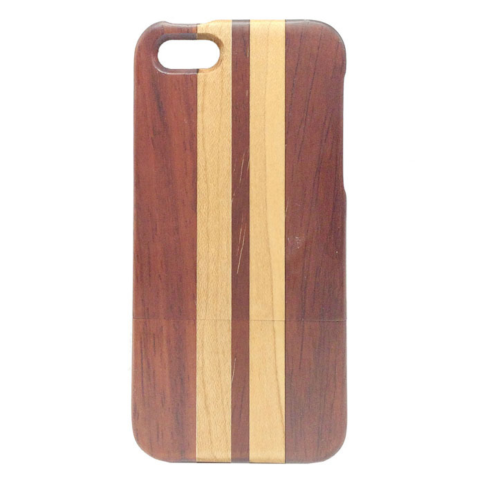 Detachable Protective Wood Back Case for IPHONE 5 / 5S - Red + YellowOther Cases<br>Form  ColorYellow + WoodBrandN/AModelLS-I5Quantity1 DX.PCM.Model.AttributeModel.UnitMaterialWoodShade Of ColorBrownCompatible ModelsIPHONE 5S,IPHONE 5DesignMixed ColorStyleBack CasesMaterialWoodPacking List1 x Back case<br>