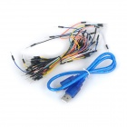 ONU Conseil R3 + 9g Servo + Kit Holder + Breadboard Câbles pour Arduino - Deep Blue + multicolore