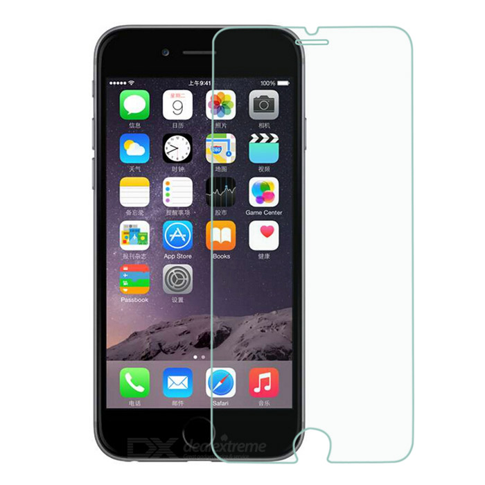 Tempered Glass Clear Screen Guard Protector for IPHONE 6 / 6S Plus