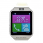 "GV08 1.5 ""Screen OGS Touch Screen Bluetooth V3.0 inteligentní Watch Phone w / Kamera / SIM / TF Card Slot"