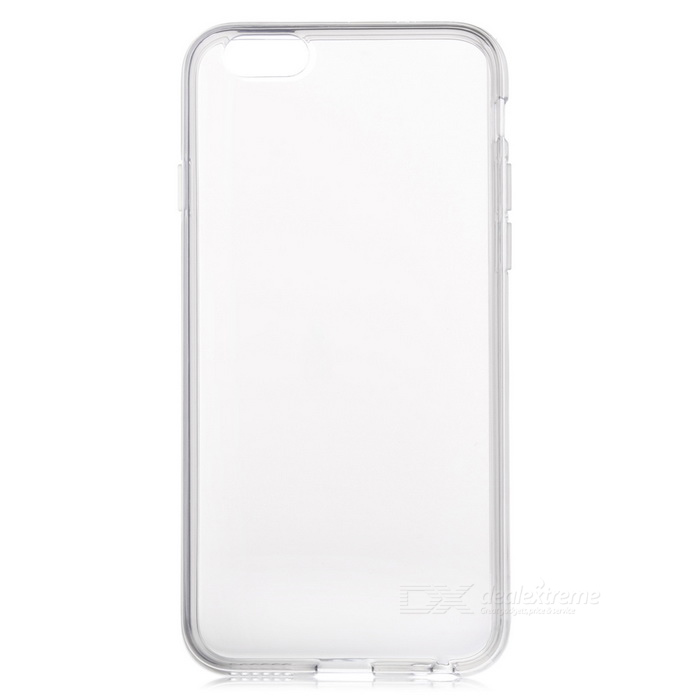 """Protective Silicone Case for IPHONE 6 4.7"""" - Translucent Grey"""