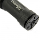"UniqueFire UF-1402 0.6"" Screen 800lm 5-Mode White Flashlight w/ Cree XM-L2 T6 - Black (1 x 26650)"