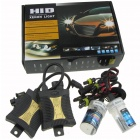 H3 55W 3158lm 5000K Car HID Xenon Lamps w/ Ballasts Kit (Pair)