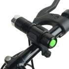 UltraFire 800lm 5-Mode White Zooming Flashlight Set w/ Cree XM-L T6 / Bicycle Mount (1 x 18650)