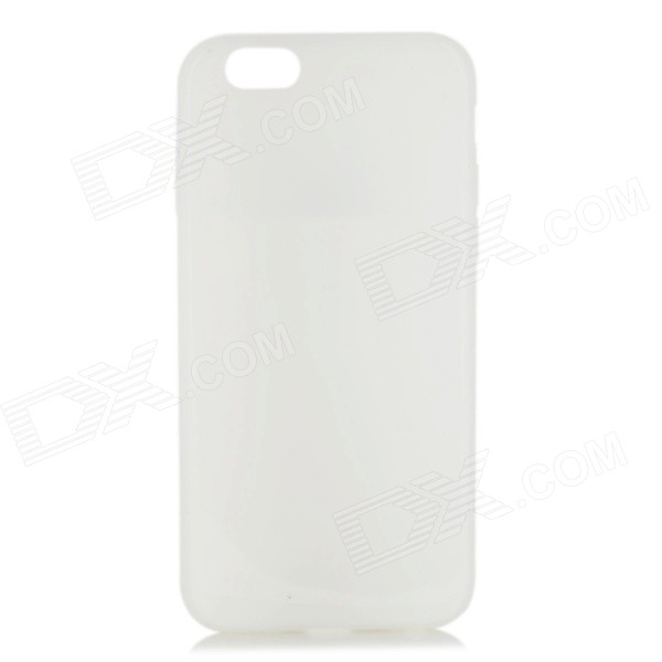 "Protective TPU Back Case for IPHONE 6 4.7"" - White"