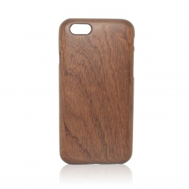 Retro-Style-Protective-Walnut-Wood-Back-Case-for-IPHONE-6-47-Brown