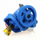Geeetech GT3 3D Printer Extruder w/ J-Head Nozzle - Blue (1.75mm Filament / 0.4mm Nozzle)