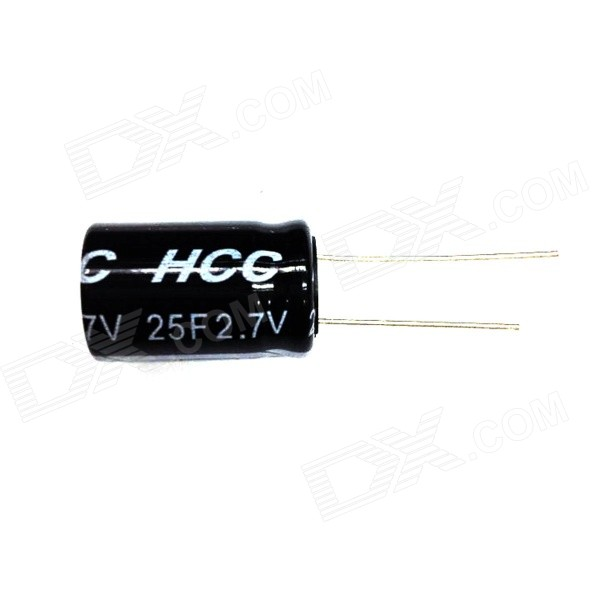 Super Electrolytic Capacitor