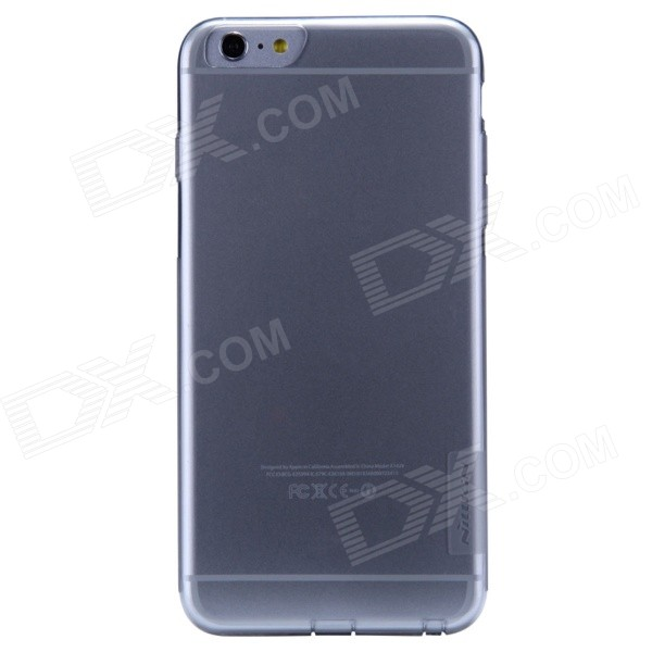 "NILLKIN Ultra-thin Protective TPU Back Cover Case for IPHONE 6 PLUS 5.5"" - Translucent Grey"