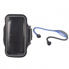 Waterproof Armband Case + Hands-free Stereo Headset for IPHONE 6 4.7""