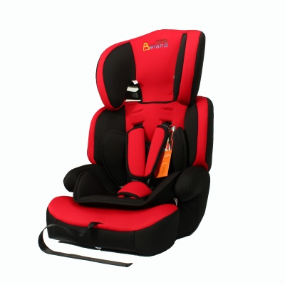 Beiand T10 Composite Cotton Children Car Safety Seat - Red