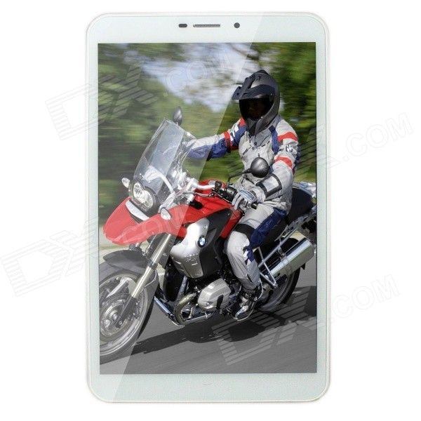 "Delion 820 8 """" MTK8382 Quad Core Android 4.4 3G Tablet PC w / 512 MB RAM, 8 GB ROM, GPS, Bluetooth"