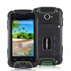 "Huadoo V3 IP68 Waterproof Quad-core Android 4.4 3G Smartphone w/ 4.0"", WiFi, NFC, 8GB ROM, Bluetooth"
