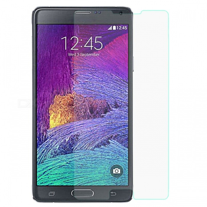 XUNRUIXING n-004 Tempered Glass Film for Samsung Note 4 - Transparent