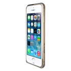 NILLKIN Gothic Series Ultra-Slim Aluminum Alloy Bumper Frame Case for IPHONE 6 - Gold