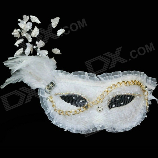 Women s Christmas Europe and America Princess Style Face Mask ... 2a148973e