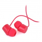LB03 NFC Bluetooth V3.0 Stereo In-Ear Headsets Earphones w/ Call Function - Deep Pink