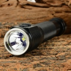 JETBeam SSA20 300lm 4-Mode Cool White Outdoor Sports LED Flashlight - Black (2 x AA)