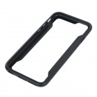 "Protective TPU Bumper Frame Case for IPHONE 6 4.7"" - Black"