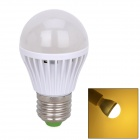JMT-5W Voice Control + Light Control E27 5W 300lm 3000K 33-SMD 2835 LED Warm White Light Lamp (220V)