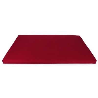 YDL-D4003-M Fashionable Large-Scale Mat Pad for Pet Cat / Dog - Red + White (M)