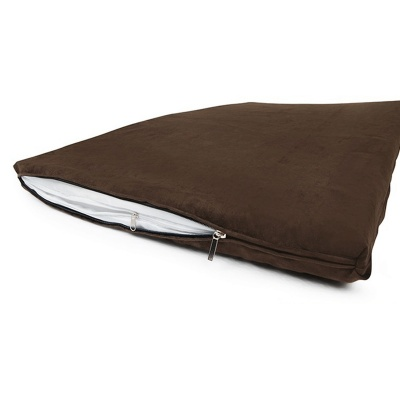 YDL-D4004-M Fashionable Large-Scale Mat Pad for Pet Cat / Dog - Brown + White (M)
