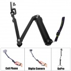 Super Multi-function 3-Section Mount Monopod for GoPro Hero4 /3 +/SJ 5000/4000 / Cell Phone / Camera