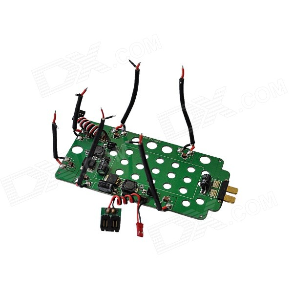Walkera TALI H500-Z-18 FPV Spare Part Power Board for TALI H500 R/C Hexacopter - Green