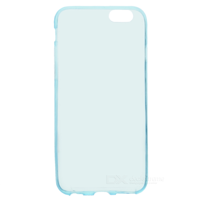 Kinston Protective TPU Soft Cover Case for IPHONE 6 - BlueTPU Cases<br>Form ColorBlueShade Of ColorBlueBrandKinstonModelKST92541Quantity1 DX.PCM.Model.AttributeModel.UnitMaterialTPUCompatible ModelsIPHONE 6DesignSolid Color,TransparentStyleBack CasesPacking List1 x Case<br>