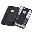 2-in-1 Protective TPU Back Case Cover for IPHONE 6 PLUS - Black