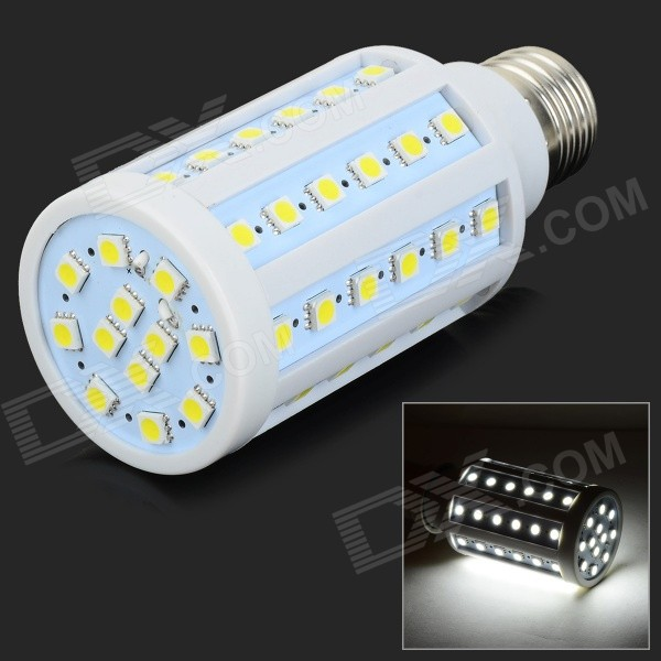 GY-60 E27 8W 780lm 60-SMD 5050 LED Cold White Corn Lamp (AC 220~240V)