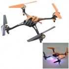 HuaXiang-24GHz-4-CH-6-Axis-RC-Quadcopter-w-Gyroscope-Orange-2b-Black-(4-x-AAA)