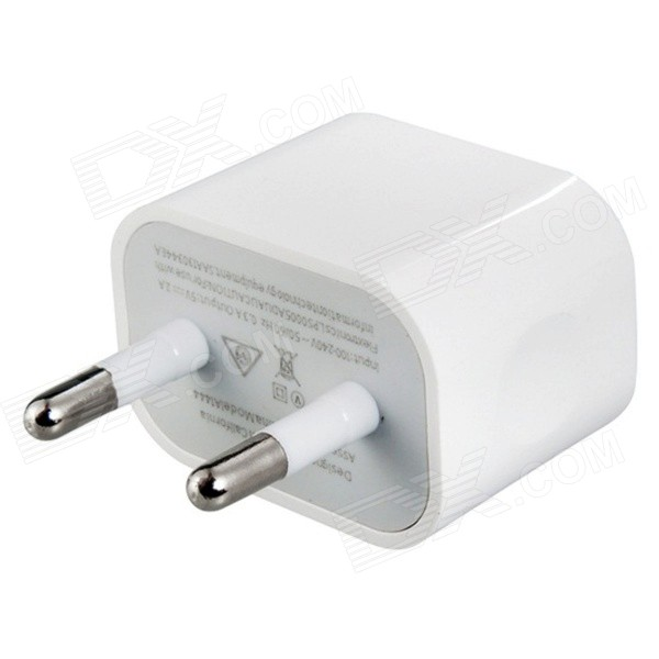 iphone plug adapter eu usb power adapter for iphone 6 white 100 240v 12137