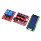 KEYES Board Module Learning Kit for Arduino Nano - Translucent + Multicolored