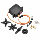 MG946R Metal Gear Digital Torque Servos with Gears and Parts - Black
