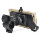 360 Degree Rotation Bicycle Mount Holder for IPHONE 6 - Black