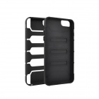 "Angibabe 2-in-1 Protective TPU + PC Back Case for IPHONE 6 PLUS 5.5"" - Black"