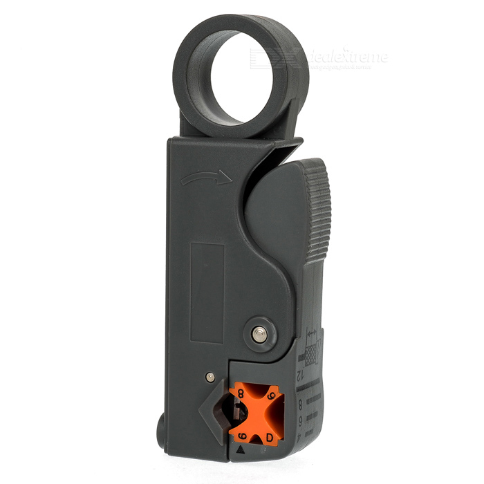 Cable Stripper - Black (#6, #8, #9, #D)