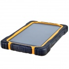 T70 MTK6589 Quad-Core Android 4.2 Waterproof 3G Tablet PC w/ 1GB RAM, 8GB ROM - Black + Yellow