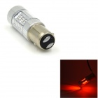JMT406 1157 / BAY15D 32W 680lm 16-LED Red Car Steering / Backup / Brake Light (12~24V)