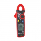 UNI-T-UT210E-100A-18-LCD-Mini-Clamp-Multimeter-Red2bBlack-Grey
