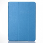 Hot-Sell-Protective-PU-Smart-Case-with-Stand-for-IPAD-AIR-2-Blue