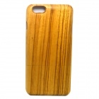 Retro Protective Zebrawood Wooden Back Case for IPHONE 6 PLUS - Wood