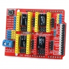 CNC-Shield-V3-Carving-Machine-3D-Printer-Expansion-Board-for-Arduino-Red-2b-Yellow