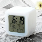 "2.7"" LCD Digital Clock + Alarm + Calendar + Thermometer"