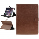 ENKAY-High-Quality-Protective-PU-Leather-Smart-Case-w-Stand-and-Card-Slots-for-IPAD-AIR-2-Brown