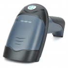USB Wired QR Barcode Scanner for Shop - Black + Grey