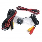 Wired HD CCD Waterproof 170' Wide-Angle IR Night Vision Car Rearview Camera for Hyundai Sonata 8